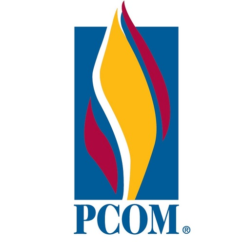 PCOM Logo